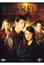 Roswell - Staffel 1  [6 DVDs] DVD-Cover