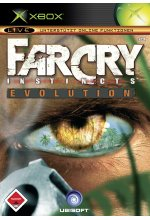 Far Cry Instincts Evolution Cover