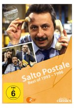 Salto Postale - Best of 1993-1996  [2 DVDs] DVD-Cover