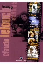 Claude Lelouch Edition - Box-Set 5  [4 DVDs] DVD-Cover