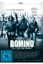 Domino - Live fast, Die young DVD-Cover