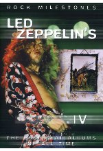 Led Zeppelin - IV/Rock Milestones DVD-Cover