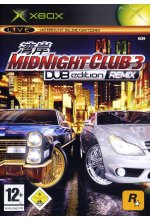 Midnight Club 3 - DUB Edition Remix Cover