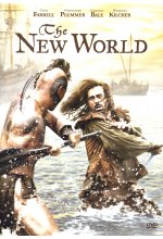 The New World DVD-Cover