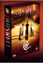 Roswell - Staffel 2  [6 DVDs] DVD-Cover