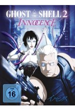 Ghost in the Shell 2 - Innocence DVD-Cover