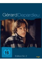 Gerard Depardieu - Edition Nr. 2  [4 DVDs] DVD-Cover