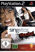 SingStar Rocks Cover