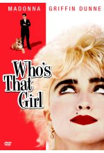 Who's that Girl? DVD-Cover