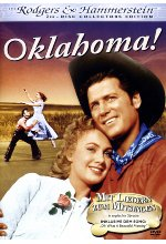 Oklahoma!  [CE] [2 DVDs] DVD-Cover
