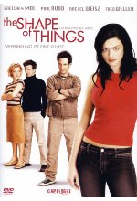 The Shape of Things DVD-Cover