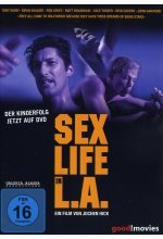 Sex Life in L.A.  (OmU) DVD-Cover