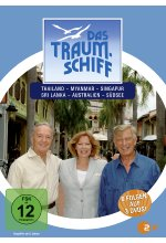 Das Traumschiff - Box 3  [3 DVDs] DVD-Cover
