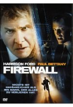 Firewall DVD-Cover