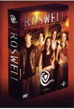 Roswell - Staffel 3  [5 DVDs] DVD-Cover