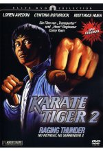 Karate Tiger 2 DVD-Cover