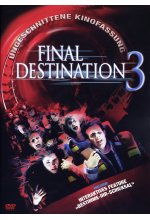 Final Destination 3 - Ungeschnittene Kinofassung DVD-Cover