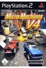 Micro Machines V4 Cover