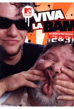 Viva La Bam - Season 2&3 - MTV  (OmU)  [3 DVDs] DVD-Cover