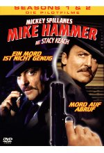 Mike Hammer - Season 1+2 Pilotfilme  [2 DVDs] DVD-Cover
