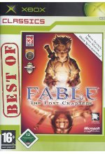 Fable  [XBC] Cover