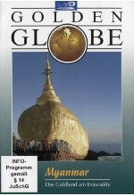 Myanmar - Golden Globe DVD-Cover