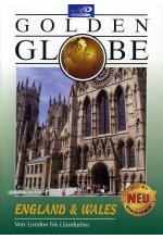 England & Wales - Golden Globe DVD-Cover