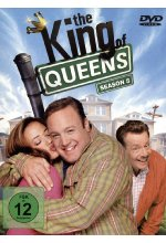 The King of Queens - Season 5  [4 DVDs] DVD-Cover