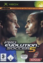Pro Evolution Soccer 5 Cover