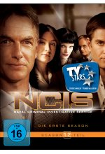 NCIS - Naval Criminal Investigate Service/Season 1.2  [3 DVDs] DVD-Cover