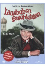 Lausbubengeschichten  [LE] [5 DVDs] DVD-Cover