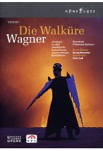 Richard Wagner - Die Walküre  [3 DVDs] DVD-Cover