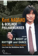 Kent Nagano & Berliner Philharmoniker - A Night DVD-Cover
