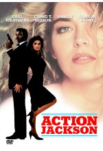 Action Jackson DVD-Cover