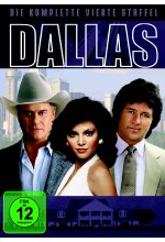 Dallas - Staffel 4  [7 DVDs] DVD-Cover