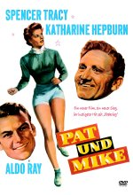 Pat und Mike DVD-Cover
