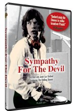 Rolling Stones - Sympathy for the Devil DVD-Cover