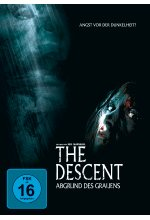 The Descent - Abgrund des Grauens DVD-Cover