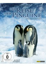 Die Reise der Pinguine  [SE] [2 DVDs] DVD-Cover