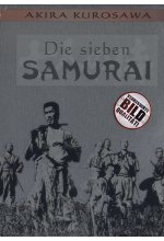 Die sieben Samurai - Metal-Pack DVD-Cover