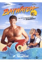 Baywatch - 2. Staffel  [6 DVDs] DVD-Cover