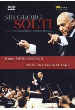 Georg Solti - In Concert DVD-Cover
