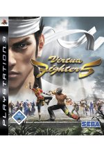 Virtua Fighter 5  [Essentials] Cover