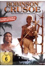Robinson Crusoe  [2 DVDs] DVD-Cover
