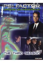 PSI Factor - Season 3  [5 DVDs] DVD-Cover