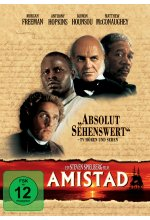 Amistad DVD-Cover
