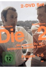 Die Zwei - TV-Serie - Folge 01-06  [2 DVDs] DVD-Cover