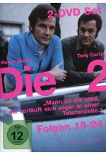 Die Zwei - TV-Serie - Folge 19-24  [2 DVDs] DVD-Cover