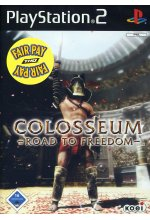 Colosseum - Road to Freedom Cover