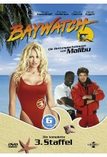 Baywatch - 3. Staffel  [6 DVDs] DVD-Cover